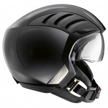 AIRFLOW HELMET Night black uni