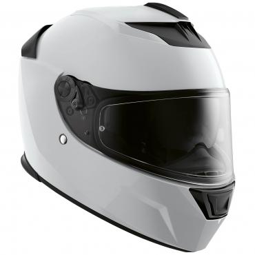 Casco de moto HELMET blanco
