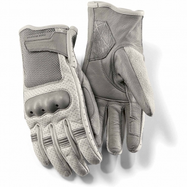 AIRFLOW GLOVES, unisex Grey