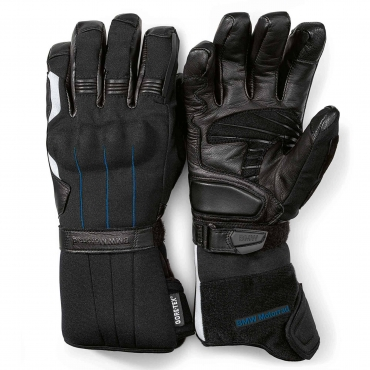 PROWINTER GLOVES, unisex Black