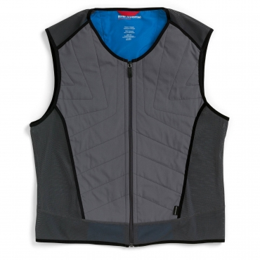 COOL DOWN VEST Dark Grey