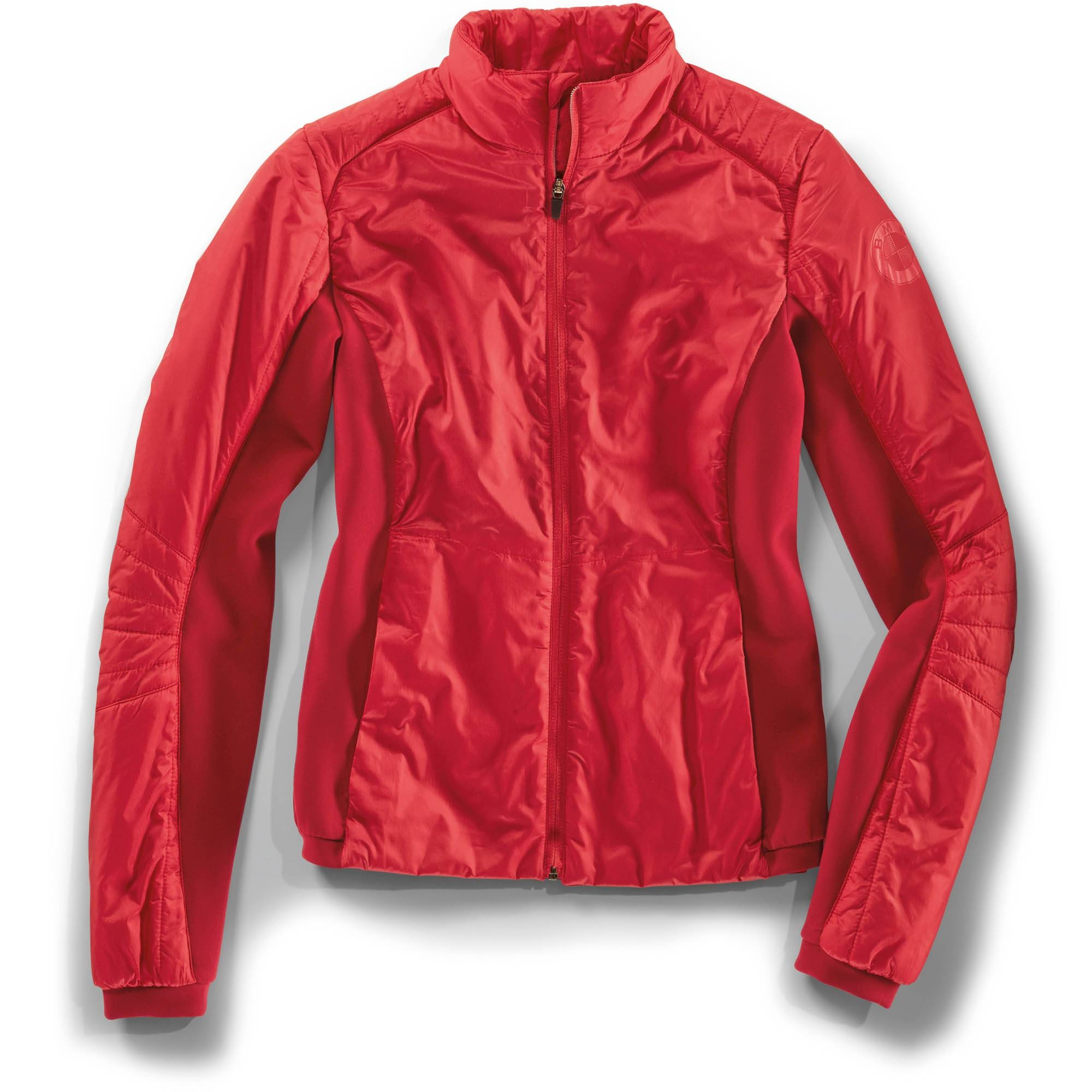 Chaqueta roja mujer RIDE QUILTED