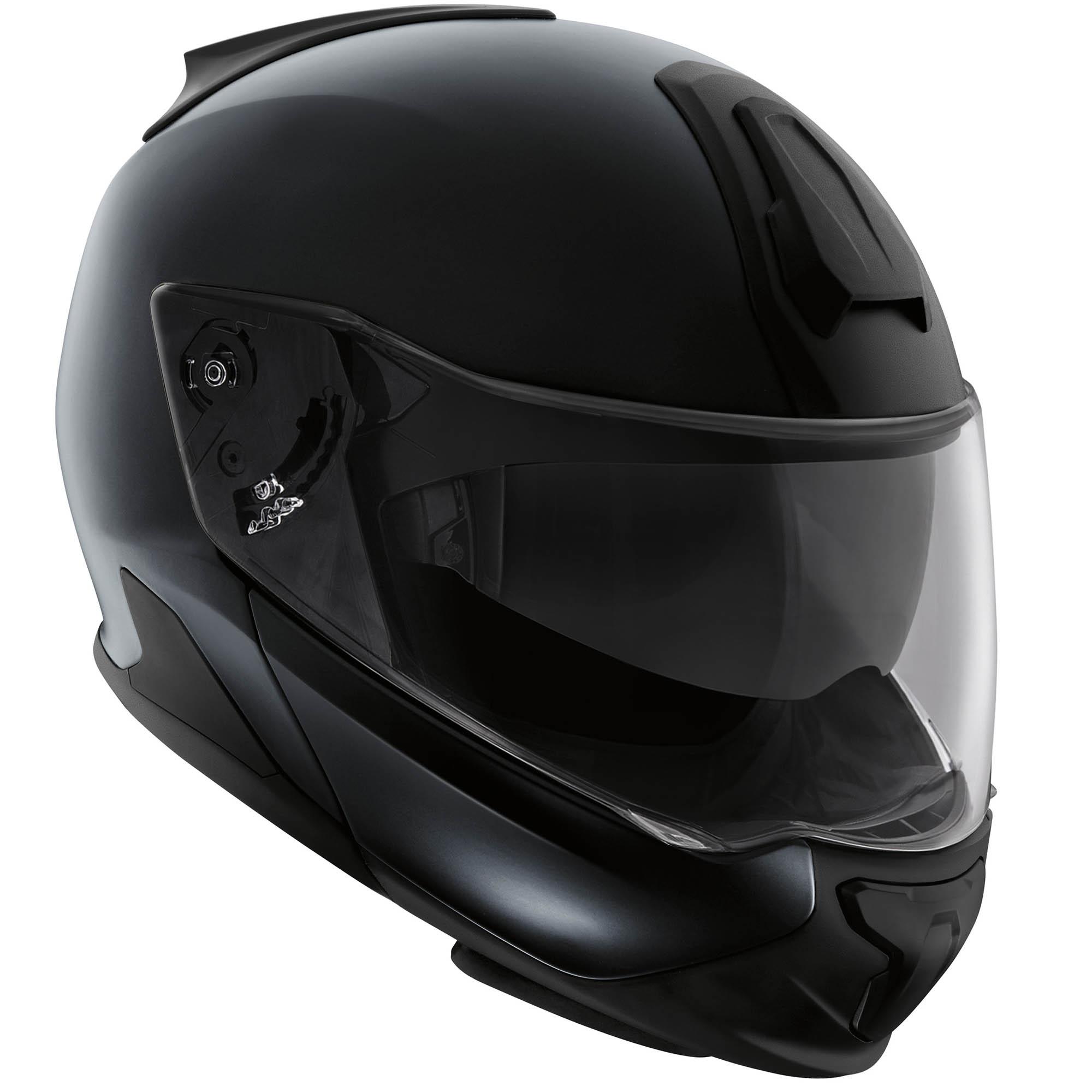Casco de moto Helmet negro