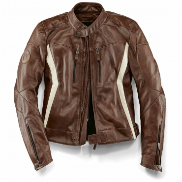 DOUBLE R JACKET, men Brown