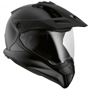 GS CARBON HELMET Matt black