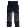 Pantalón de moto RALLYE, Negro Azulado Hombre