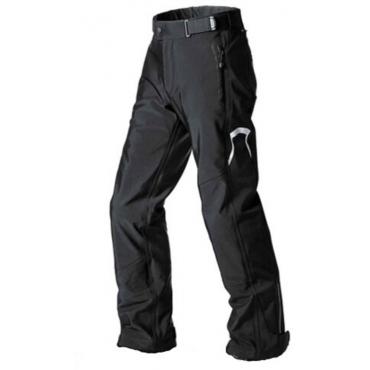 Pantalón de moto Tourshell Negro
