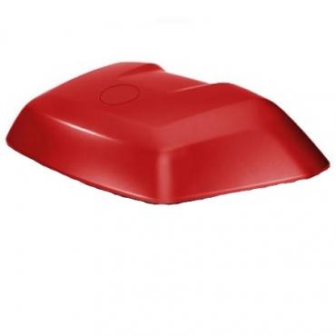 Tapa de TopCase roja