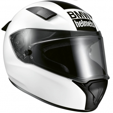 RACE HELMET White