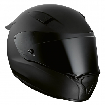 RACE HELMET Black matt