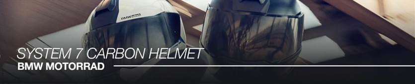 bmw motorrad system 7 carbon