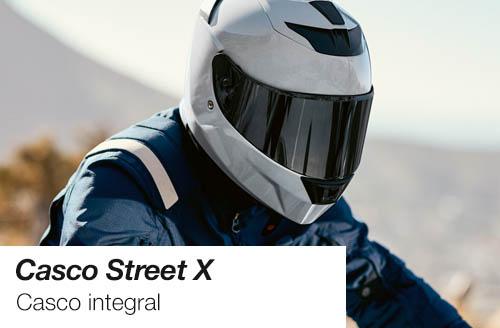 casco street x bmw motorrad